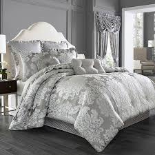 gray king comforter set grey bedding comforters twin full queen 16