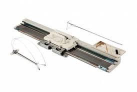 <b>Однофонтурная вязальная машина Silver</b> Reed SK 280: цена ...