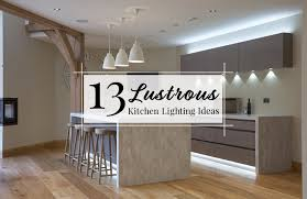 Pictures of kitchen lighting ideas Lighting Fixtures Amara 13 Lustrous Kitchen Lighting Ideas To Illuminate Your Home