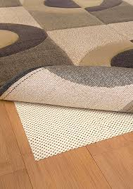 8 round safety grip rug pad cushion non slip approx 7 6 x 7 6