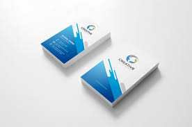 Card Design Template Creative Vertical Business Card Design Template Graphic