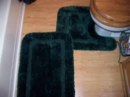 strikingly dark green bath rug breathtaking nobby hunter rugs intended for bathroom designs 1