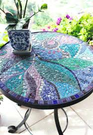 diy mosaic table outdoor mosaic table new best mosaic art images on of outdoor mosaic table