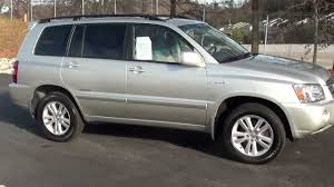 FOR SALE 2006 TOYOTA HIGHLANDER HYBRID!! 1 OWNER!! STK# 20613A www ...