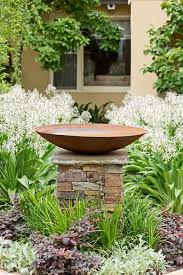 prayer garden design new 89 best bird bath garden images on