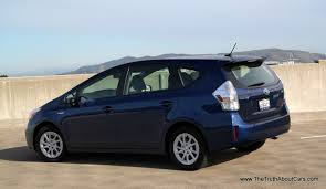 2012 Toyota Prius v, Engine, 1.8L Hybrid Synergy Drive ...