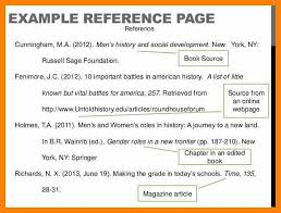 Citing A Quote Apa Best Apa Format Reference Yourself