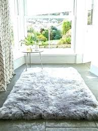small white faux fur rug full size of rugs grey bedroom and bedrooms 5x7 si faux fur rug white