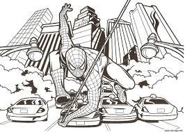 Coloriage Spiderman Dessin Imprimer Gratuit Destin S Coloriage Coloriage Garcon Gratuit L