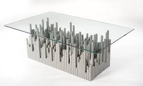 modern furniture pieces. brc designs benjamin rollins caldwell modern studio furniture organ low table pieces
