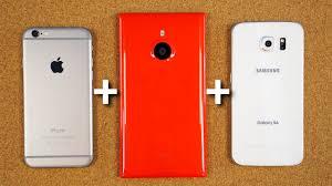 nokia lumia 1520 vs iphone 6 plus. technobuffalo\u0027s biggest giveaway! (iphone 6 + galaxy s6 lumia 1520) - youtube nokia 1520 vs iphone plus