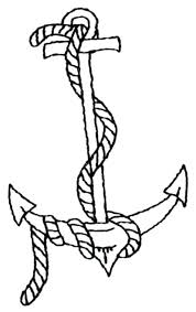 600x951 good anchor coloring page and coloring pages beach 93 ship anchor