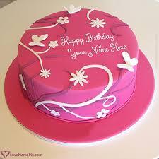 Best Wishes Birthday Cake For Girlfriend Name Generator Happy