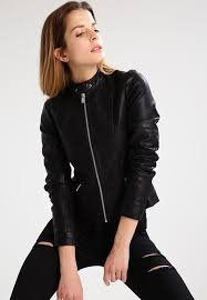great for women leather jackets noisy may petite nmcore black