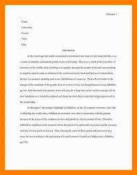 009 Asa Essay Format Paper Example Fresh Good Articles To Write