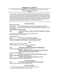 resume profile statement examples template summary sample leadership free  templates