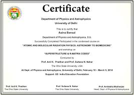 Computer Certificate Format Inspiration Certificate Sample Studioyus