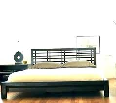 Bed On Ground On The Ground Bed Frame Low Bed Frames Queen Bed Frame ...