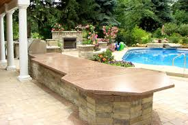 there are four main things to take into consideration the cost visual appeal maintenance and durability of our cast stone countertops