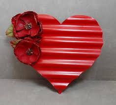 red metal heart wall art heart wall hanging shabby chic on red metal heart wall art with red metal heart wall art heart wall hanging shabby chic hearts to