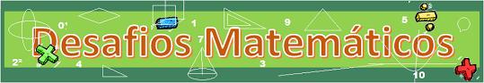 Resultado de imagem para desafios matematicos