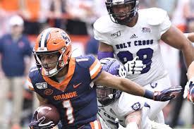 Syracuse Football Vs Nc State Orange Release Updated Depth