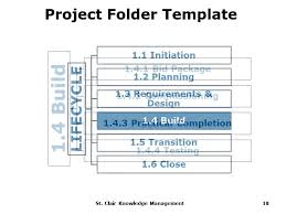 Deliverables Template Folder Structure Project Deliverables Template 2