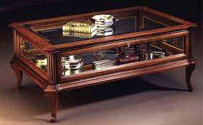 showcase coffee table oxford glass case table classic coffee table for center hall with magnolia home