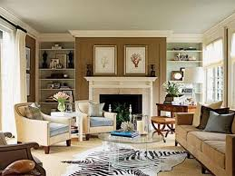Zebra Living Room Set Family Rooms With Brown Leather Furniture Living Room Rustic