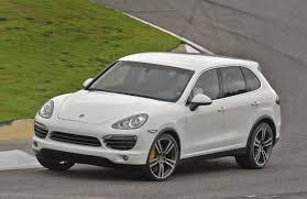2011 Porsche Cayenne S vs. 2011 Infiniti FX50S