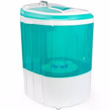 Miniature Washing Machine Portable Mini Washing Machine Can Wash 9lb Load For Rv Apartment