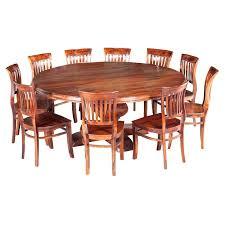 rustic wood dining table set sierra large round rustic solid wood dining rustic wooden dining room sets
