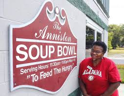 Feeding the hungry: Director of the Anniston Soup Bowl wants to ...