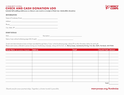 donation page template beautiful 20 practical donation receipt template quickbooks