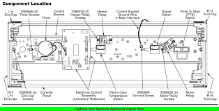 whirlpool washing machine wiring diagrams efcaviation com whirlpool dryer cord installation 3 prong at Whirlpool Duet Wiring Diagram