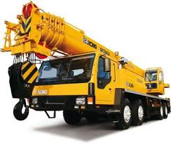 China Grove 50 Ton Mobile Truck Crane Load Chart