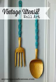 wall arts cutlery wall art giant knife and fork close up extra large spoon fork