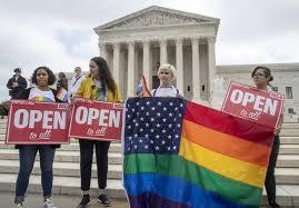 Gay marriage civil liberties