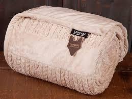 Lovesac Throw Blanket