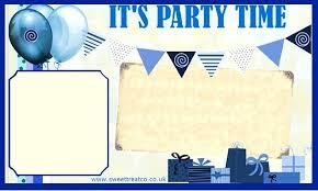 free 13th birthday invitations boy birthday invitations naurainvitation