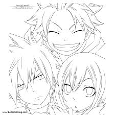 Fantastic Coloring Pages Foreens All Ages Anime Best Friend Friends