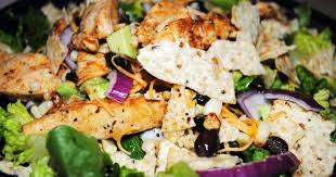Image result for fiesta chicken salad