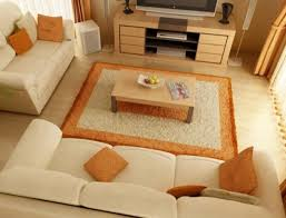 cute small living room furniture designs white leather arms sofa sets orange white further rug