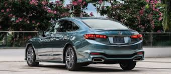 2018 acura tlx price. delighful 2018 2018 acura rlx rear view in acura tlx price