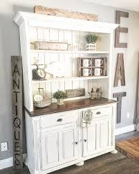 awesome best 25 distressed hutch ideas on kitchen hutch redo in white kitchen hutch cabinet ordinary