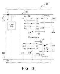 patent epa vehicle power and communication bus and patent drawing
