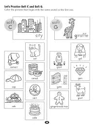 There are differences in opinion about whether using phonics is useful in teaching children to read. Let S Practice Soft C And Soft G Worksheet Kindergarten Reading Worksheets Letter Sound Activities Prepare Kids