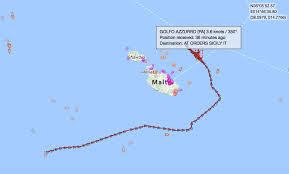 Minniti Cede Nave Ong Respinta Da Malta Verso Italia Mappa Vøx