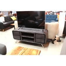Mango Living Room Furniture Wazo Mango Wood Tv Console Wazo Furniture