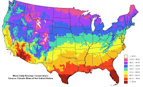 Climate Of Virginia